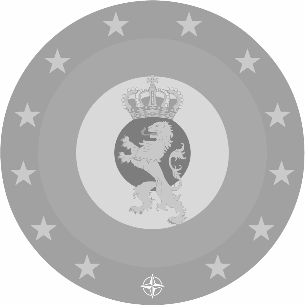 Belgian Defense logo